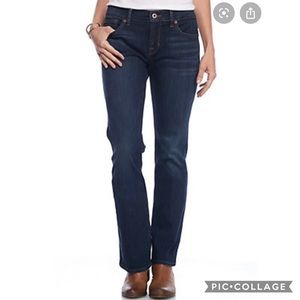 Lucky. Rand Dark Wash Sweet Boot Bootcut Jeans